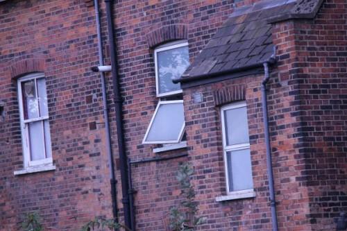 london, travel, hampstead, escaping window hampstead london august 2011