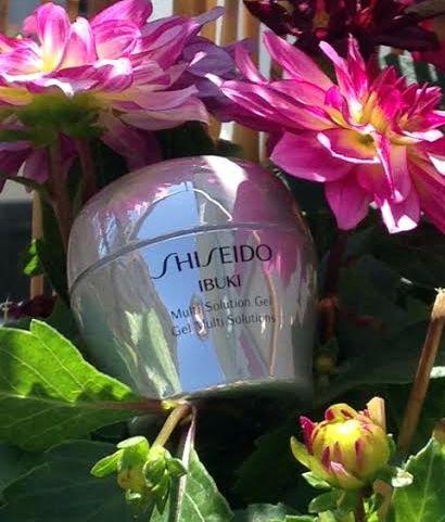 blog beauté,shiseido,gel multi solutuins ibuki shiseido