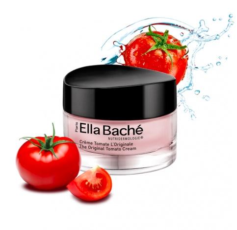 blog beauté,ella baché,ella perfect,crème tomate ella baché